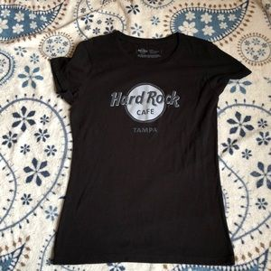 Hard rock Tampa tee